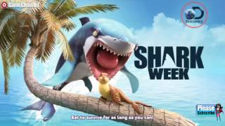 Hungry Shark World / Shark Evolution / Children / Baby / Android Gameplay Video #6