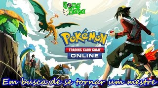 Jogo Oficial de pokemon Online para Pc - Pokemon TCG