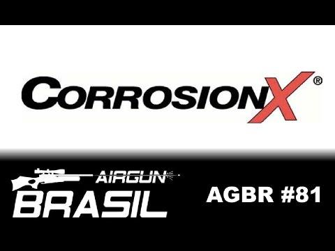 CORROSION X - AGBR #81