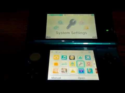 Nintendo 3DS Update Error Fix (14-12-2011)