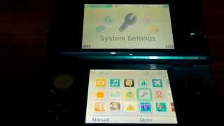 Nintendo 3DS Update Error Fix (14-12-2011)