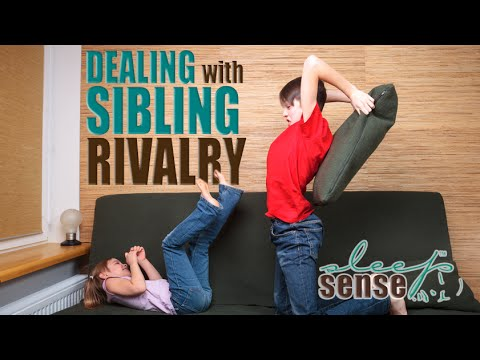 Dealing With Sibling Rivalry