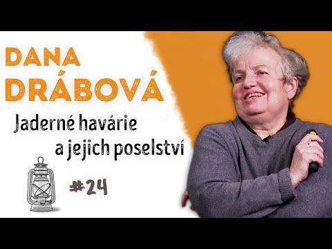 Dana Drábová - Jaderné havárie a jejich poselství
