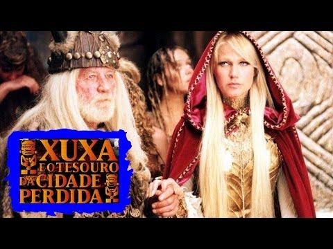 Xuxa e o Tesouro da Cidade Perdida (Filme Completo)