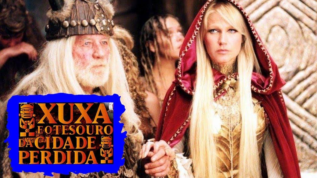 Xuxa E O Tesouro Da Cidade Perdida Filme Completo Youtube