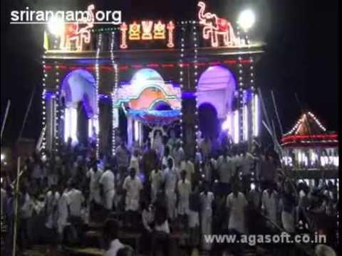 Srirangam Masi Teppam 2013