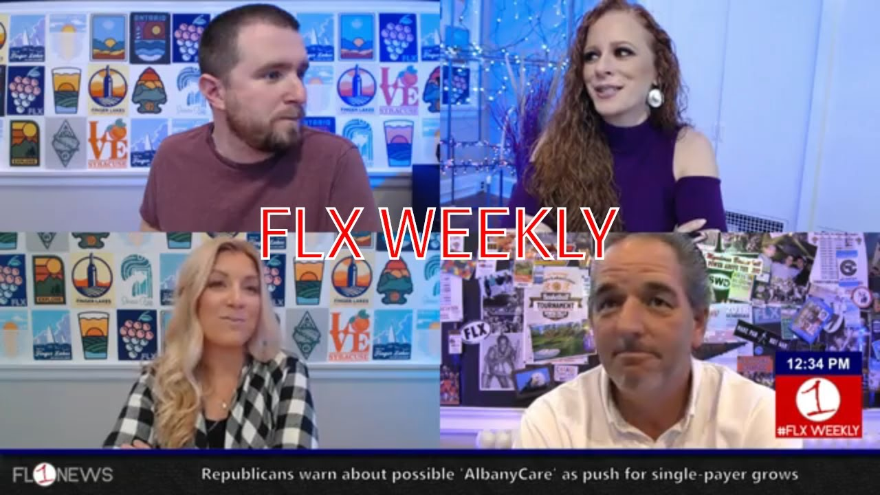 """Falling Back"" and into November .::. FLX Weekly with Jessica Lahr 10/31/18"