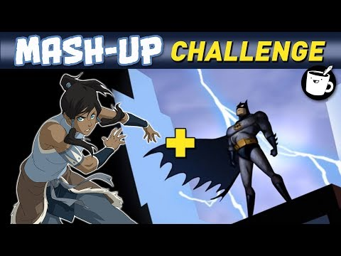 Avatar + Batman: Style Mash-Up Challenge