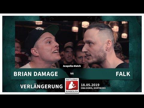 BRB 2019 | Verlängerung - Brian Damage vs FALK