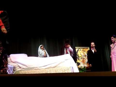 Comedy Theater in Farsi