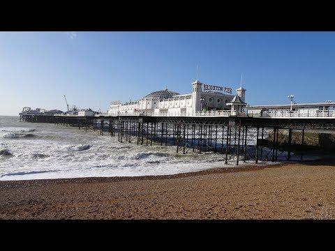 Study Abroad: Visiting Brighton, England