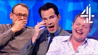 Download ALL THE TIMES MILES JUPP COMPLETELY LOSES IT & LAUGHS!! | 8 Out Of 10 Cats Does Countdown Mp3 and Videos