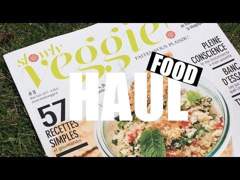 FOOD HAUL | Nouveautés & découvertes BIO #SHOPMIUM