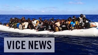 Drowning for Freedom: Libya's Migrant Jails (Part 1)