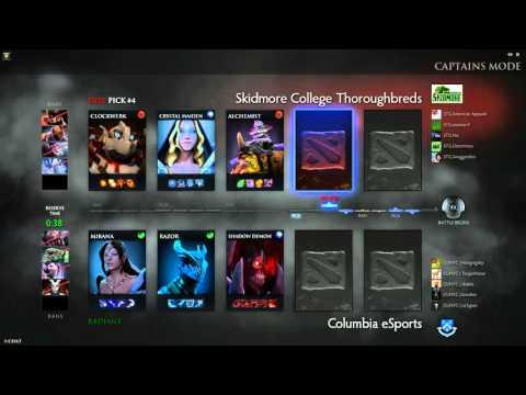 CSL: Skidmore vs. Columbia