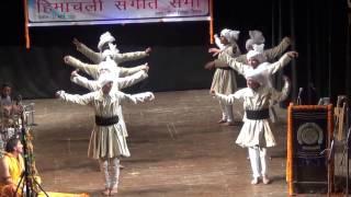 Video gaddi nawala himachali folk dance @ govt college dharamshala download MP3, 3GP, MP4, WEBM, AVI, FLV Oktober 2018