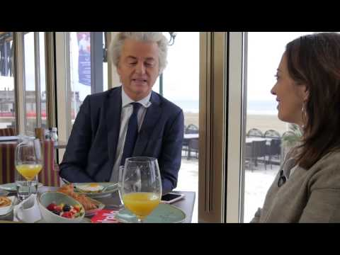 ★ Geert Wilders Interview Libelle TV ★ Kurhaus  7-3-2017 HD