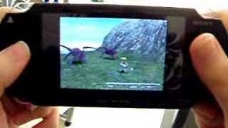 Final Fantasy 9 IX on PSP FULL SPEED