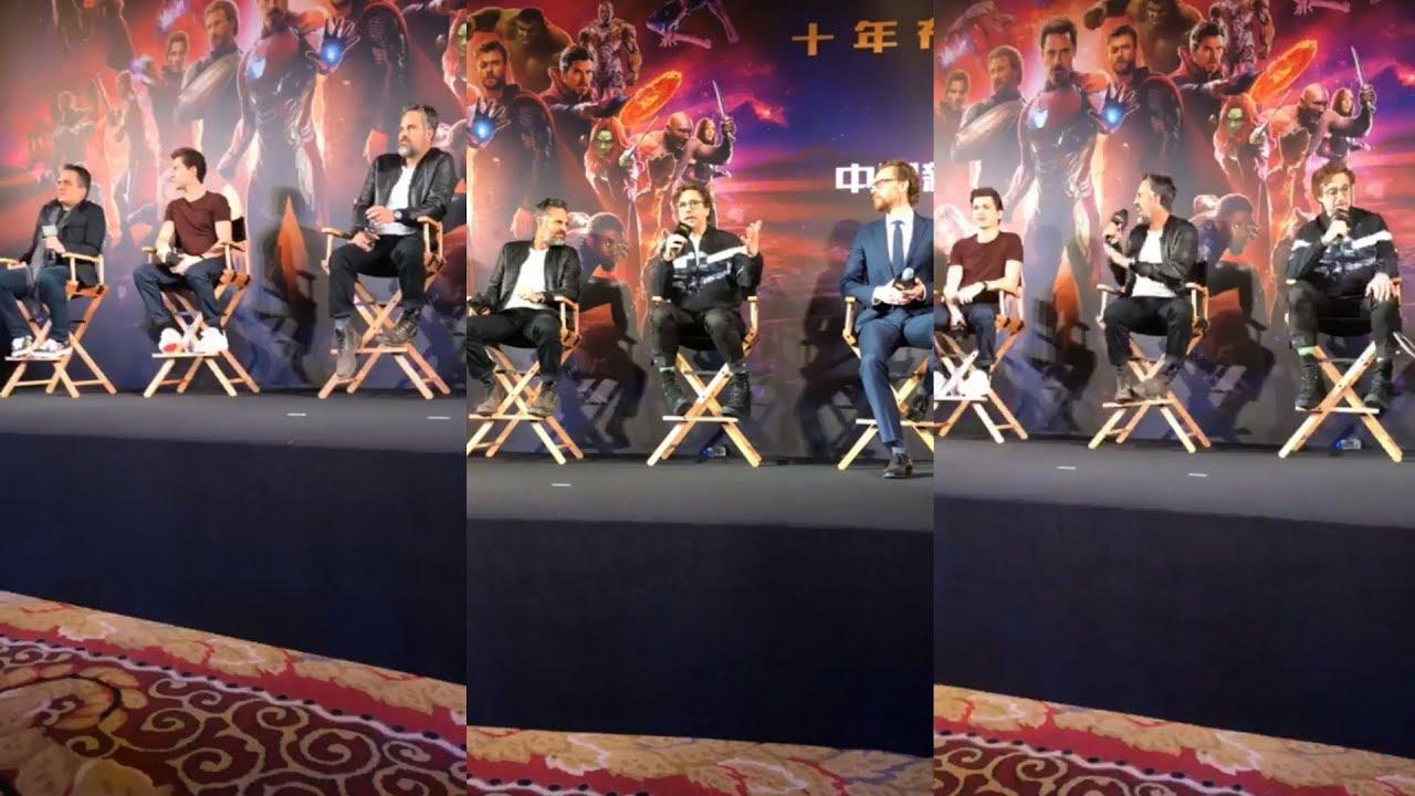 Avengers Infinity War Free Stream