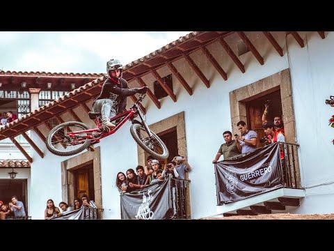 TAXCO URBAN DOWNHILL VLOG // YT INDUSTRIES TUES CF PRO - Bienvenido Aguado