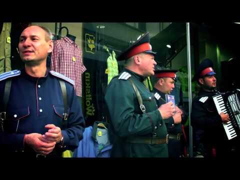 Kozakken in Cochem - Duitsland