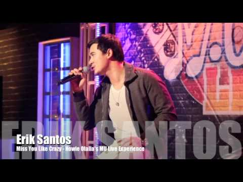 Miss You Like Crazy - Erik Santos
