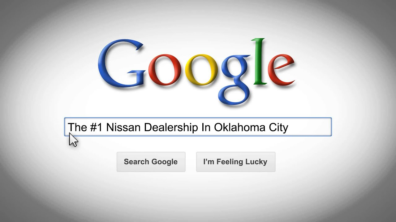 1 Nissan Dealership In Okc Youtube