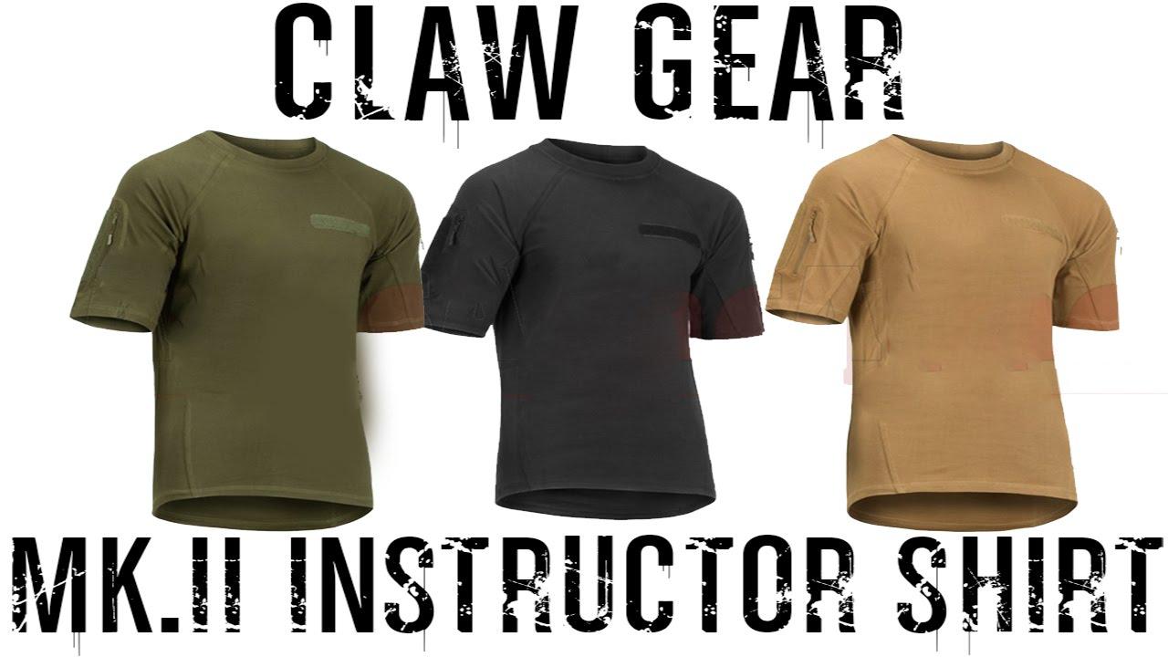 Claw Gear Mk.II Instructor Shirt (OD 0da01e789d4ed