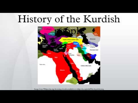 History of the Kurdish people