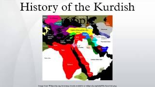 History of the Kurdish people