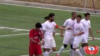 Cameron Artigliere scores goal #1for FCH v Temecula FC