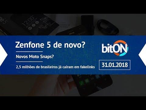Zenfone 5 2018? | Google Jobs | Novos Moto Snaps 2018 e mais - bitON