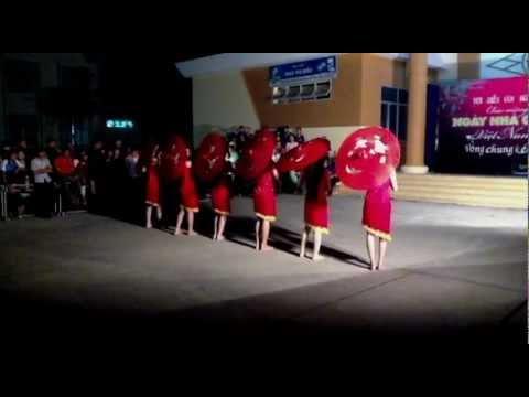 Múa Cô giáo về bản - Lớp 11A6 - Trường THPT Tân An [2012-2013]