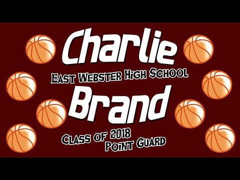 Highlight Film | Charlie Brand | 2018 Guard | East Webster High School