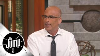 Kevin Arnovitz: Dwight Howard trade shows Nets are 'open for business' | The Jump | ESPN