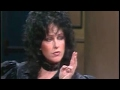 Grace Slick on Late Night, January 10, 1983 -new epis