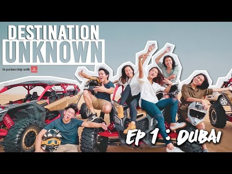 Destination Unknown Episode 1: Dubai | The Travel Intern