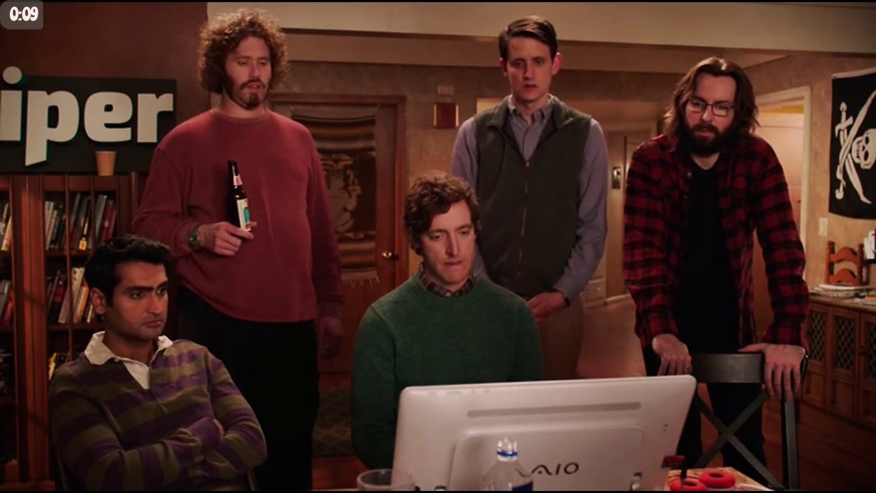"""Download """"What In The Name Of Fuck, Is That?"""" Scene - Silicon Valley Season 3 Episode 9, Me In Every Lesson"""