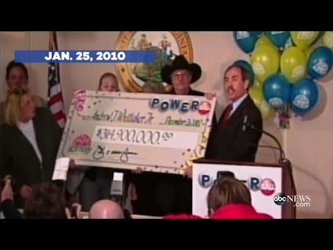 Lottery Winners Over The Years