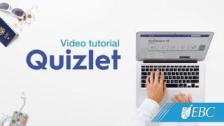 Video tutorial Quizlet