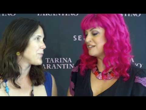 LACityMom speaks with Tarina Tarantino at Sephora Hollywood
