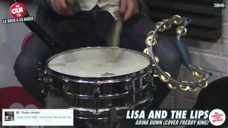 Lisa & The Lips - Freddie King Cover - Session Acoustique OÜI FM