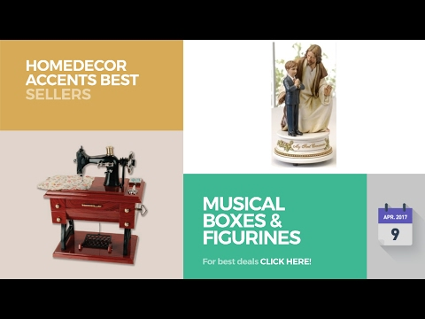 Musical Boxes & Figurines Homedecor Accents Best Sellers