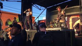 Chelsea Grin Playing With Fire Live At Warped 2018 Vegas