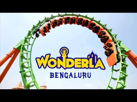 Wonderla Bangalore Number One amusement park