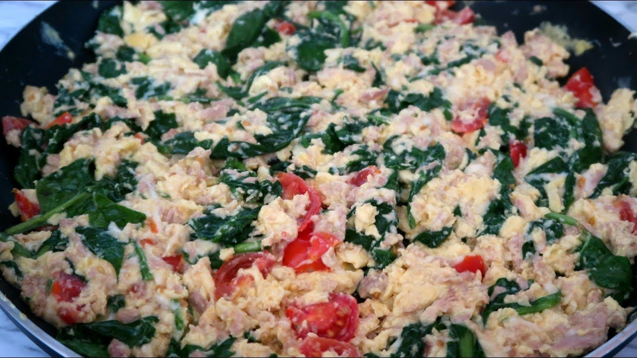 Keto Tuna Breakfast Scramble Recipe ...