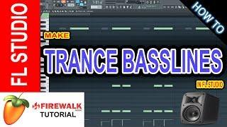Trance Bassline Tutorial  (The 3 Basic Trance Basslines)