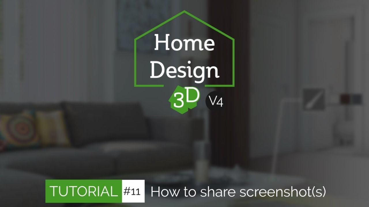 home design 3d mod unlocked download for android smartphone latest 4.4.4 and older versions apk. Home Design 3d Tuto 10 How To Save Share Your Project Youtube