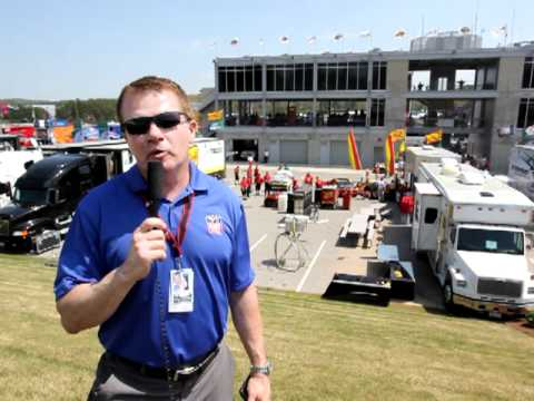 Gene invites you to the Honda Indy Grand Prix of Alabama