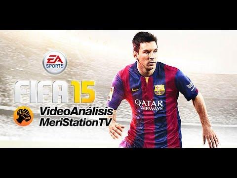 FIFA 15, Vídeo Análisis